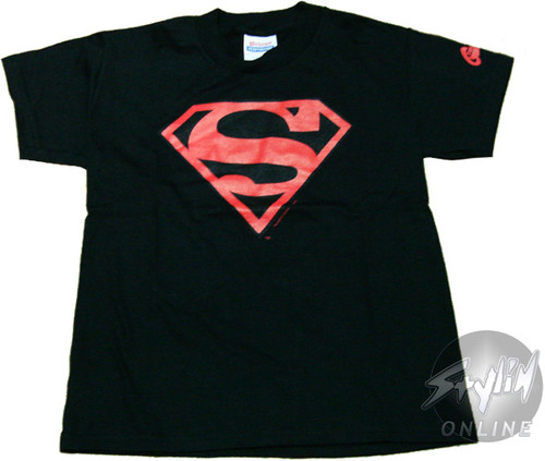 Superman Superboy Youth T-Shirt