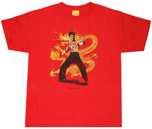 Bruce Lee Youth T-Shirt
