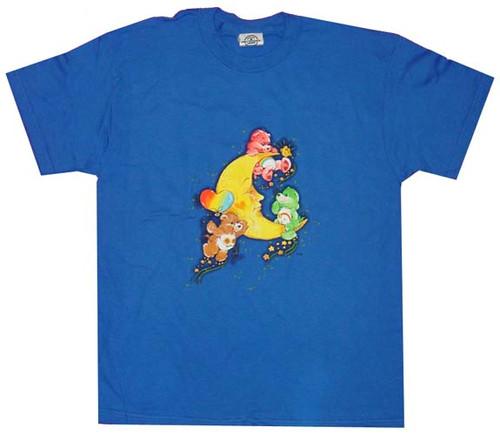 Care Bears Moon Trio Blue Youth T-Shirt