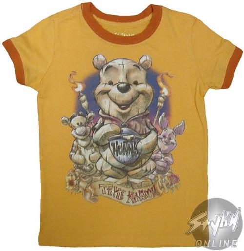 Winnie the Pooh Girls T-Shirt