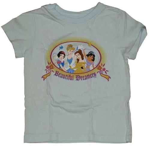 Disney Beautiful Dreamers T-Shirt