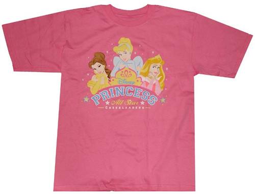 Princess Cheerleaders T-Shirt