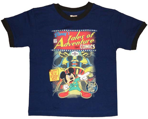 Disney Tales of Adventure Youth T-Shirt