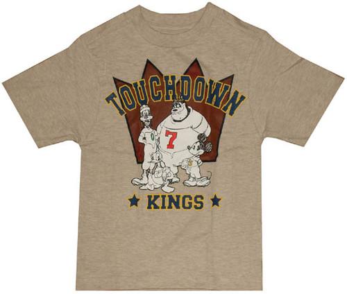 Disney Touchdown Kings Youth T-Shirt