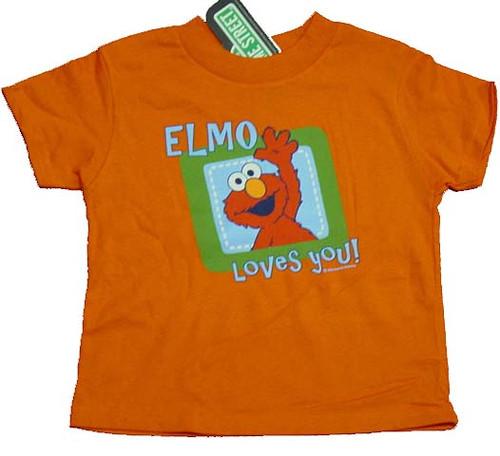 Elmo Kids Shirt
