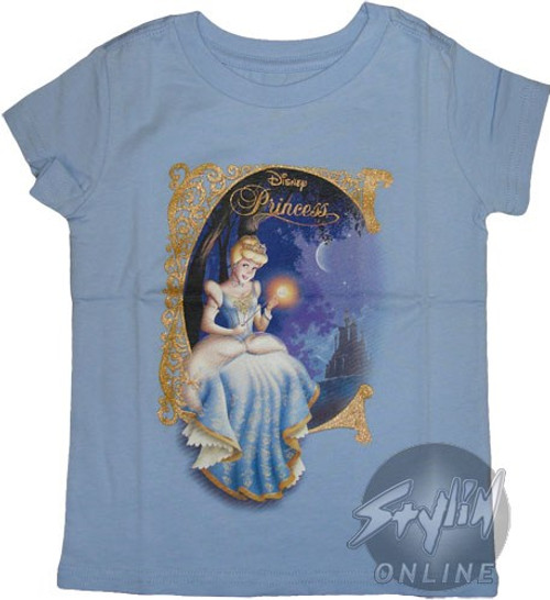 Cinderella Disney Princess Youth T-Shirt