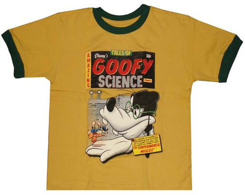 Tales of Goofy Science Youth T-Shirt