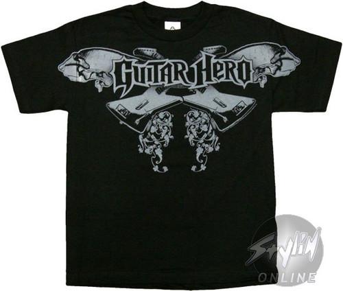 Guitar Hero Crossed Youth T-Shirt