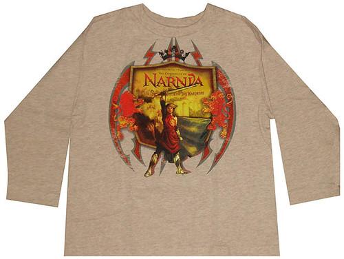 Narnia Long Sleeve Youth T-Shirt