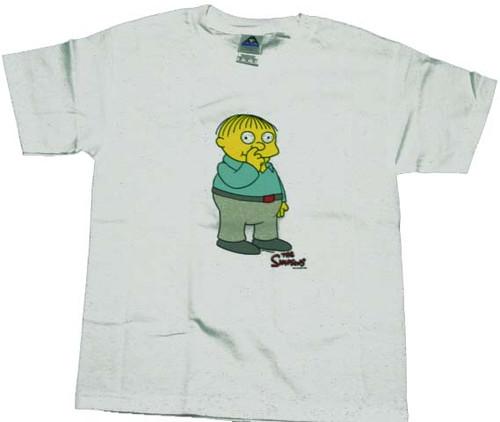 Simpsons Ralph Youth Shirt