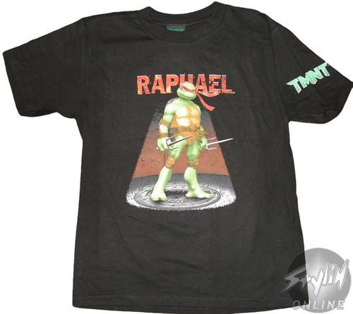 Teenage Mutant Ninja Turtles Raphael Youth T-Shirt