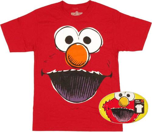 Sesame Street Elmo T Shirt in Tin