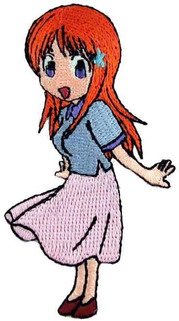 Bleach Orihime Chibi Patch