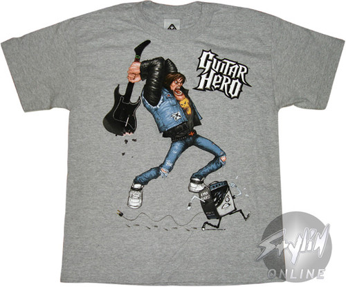 Guitar Hero Chase Youth T-Shirt