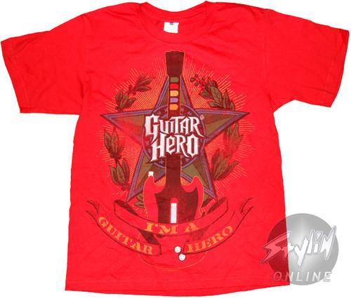 Guitar Hero Hero Youth T-Shirt