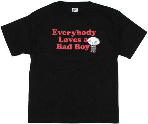 7df9021e92 Family Guy Loves Bad T-Shirt