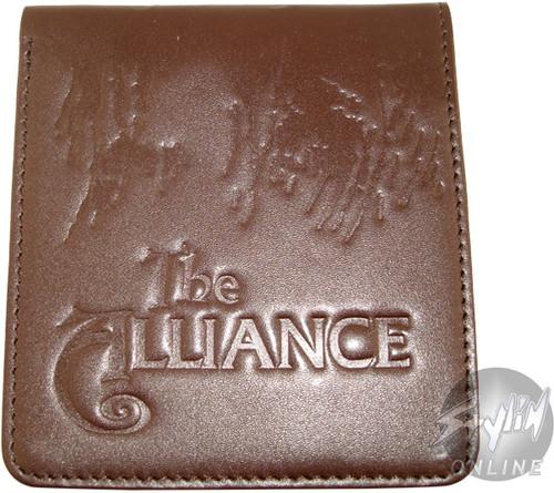World of Warcraft Alliance Embossed Wallet