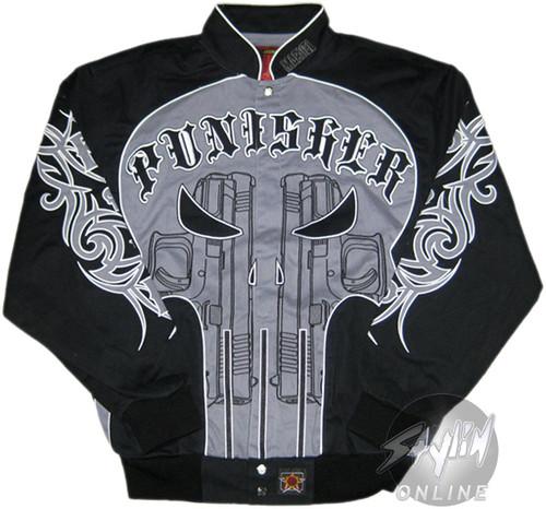 Punisher Skull Pistols Jacket