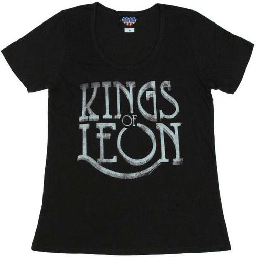 Kings of Leon Name Baby Tee