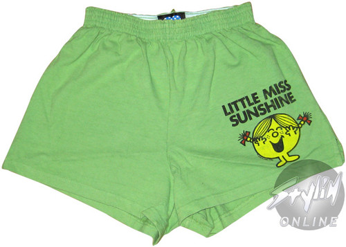 Little Miss Sunshine Shorts