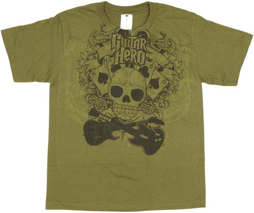 Guitar Hero Aces Youth T-Shirt