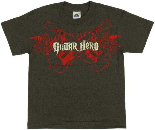 Guitar Hero Fiery Youth T-Shirt