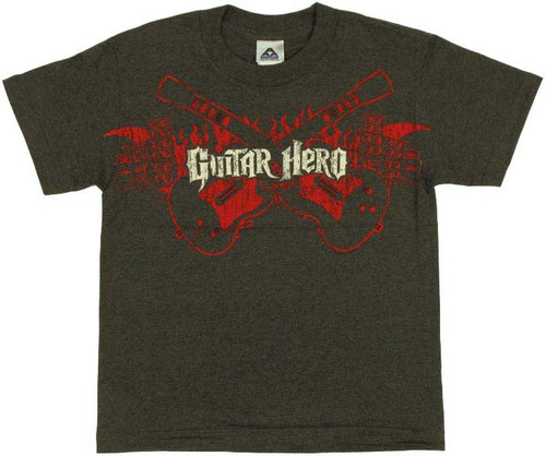 Guitar Hero Fiery Youth T-Shirt