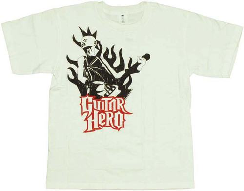Guitar Hero Johnny Side Youth T-Shirt