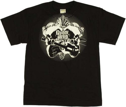 Guitar Hero Emblem Youth T-Shirt