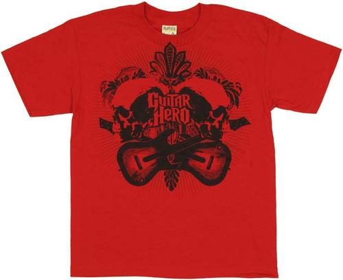 Guitar Hero Leaves Youth T-Shirt