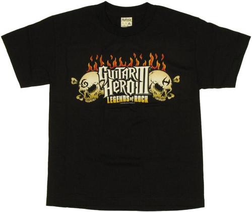 Guitar Hero Legends Youth T-Shirt