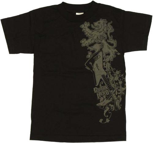 Guitar Hero Lion Youth T-Shirt