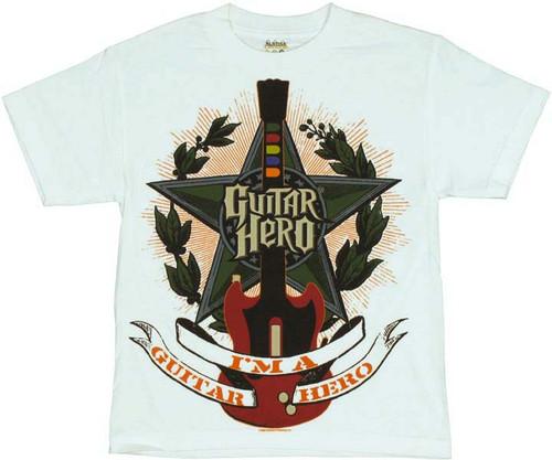 Guitar Hero Star Youth T-Shirt