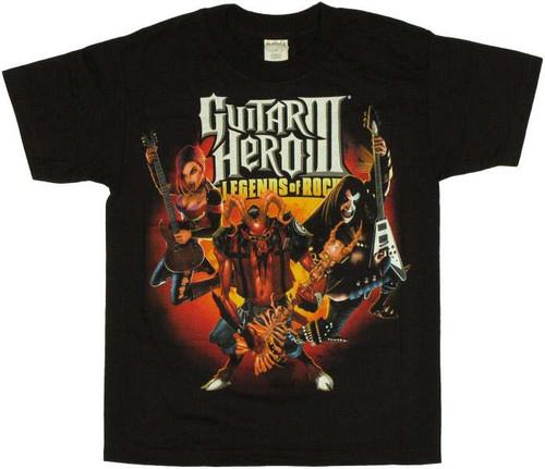 Guitar Hero Trio Youth T-Shirt