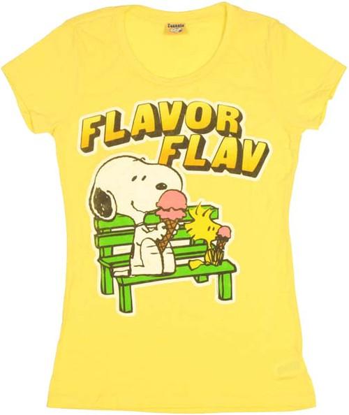 Peanuts Flavor Baby Tee