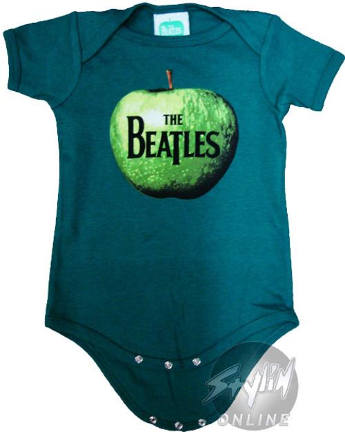 Beatles Apple Snap Suit