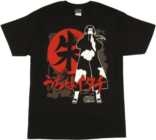 Naruto Itachi T-Shirt