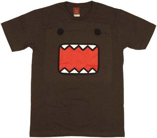Domo Kun Shirt Sheer