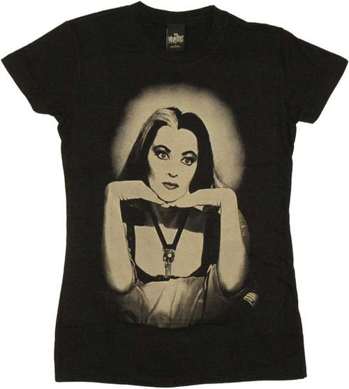 Munsters Lily Baby Tee