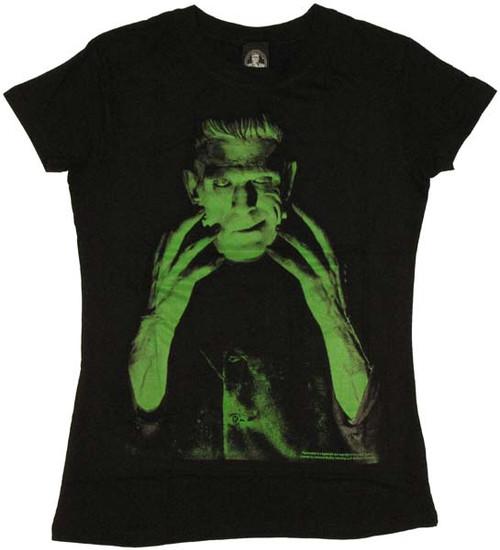 Frankenstein Hands Baby Tee