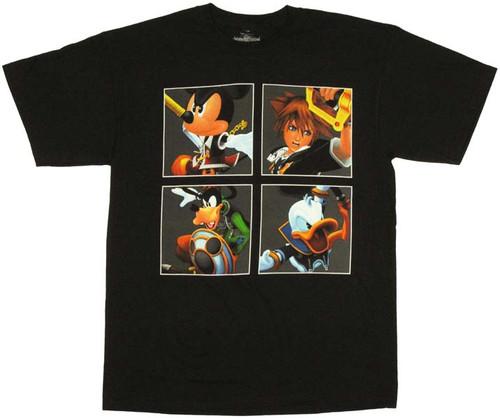 Kingdom Hearts Kings T-Shirt