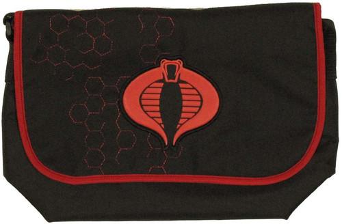 GI Joe Cobra Logo Messenger Bag