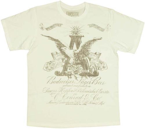 Budweiser Eagle T-Shirt Sheer