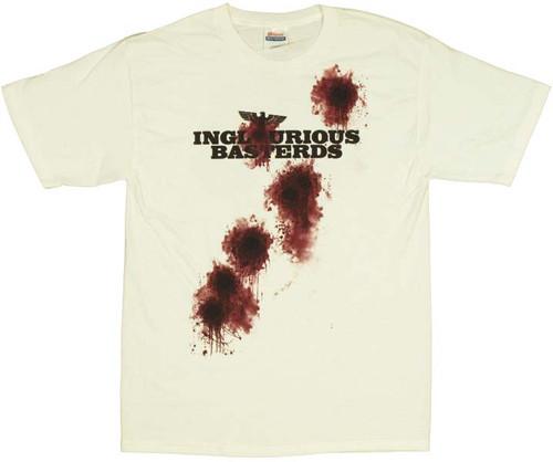 Inglourious Basterds Blood T-Shirt