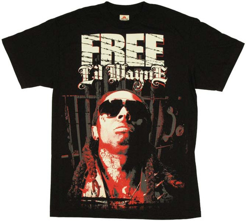 Lil Wayne Free T-Shirt