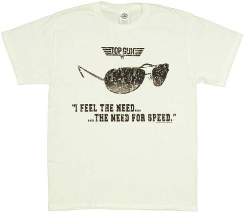 Top Gun Feel Need T-Shirt