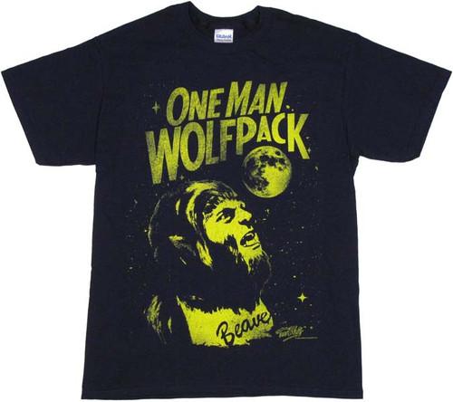 Teen Wolf One Man T-Shirt