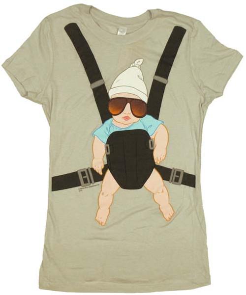 Hangover Baby Carrier Baby Tee