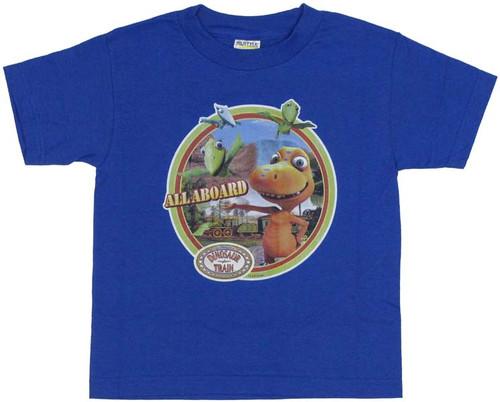 Dinosaur Train All Aboard Juvenile T-Shirt