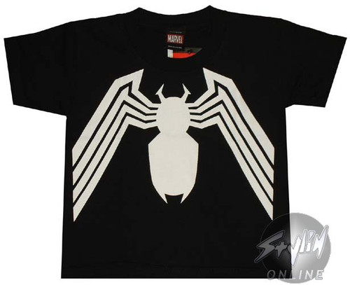 Venom Spider Logo Infant T-Shirt